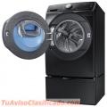 Reparación y/o ajuste de lavadoras secadoras de ultima generación en el zulia.