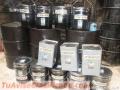 Brea Liquida en Cilindros de 55 Gl. -Asfalto MC-30. -Asfalto MC-70 -microesferas de vidrio