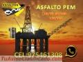 EMPRESA IVSA -Asfalto Pen 60/70, 85/100-120/150