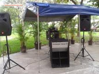 Audio Profesional y DJs de Electrónica, Audio y Video en