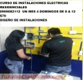 CURSO DE INSTALACIONES ELECTRICAS $70 UN MES DISEÑO DIAGRAMA UNIFILAR 0959082112