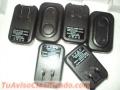 Takitos o tacos usb para cargar celulares y otros equipos