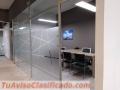 Renta de oficinas equipadas , servicios incluidos