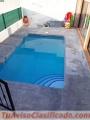 Ocasion chalet con piscina y reformdao y amueblado