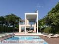 Ocasion villa con vistas al mar y piscina y amueblada y parking