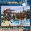 Construcción de balnearios