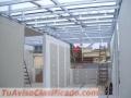 Drywall, Porcelanato, Pisos, Muebles en Melamine, Aire acondicionado, Puertas, Ventanas