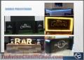 Modulos publicitarios de pvc y mdf, Displays, Mesa counter, Exhibidor, Stands, Islas