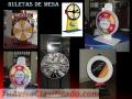 Ruletas publicitarias, ruletas de mdf y pvc, ruletas fijas y de pie, Corpóreos, Módulos