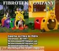 """PARQUES INFANTILES """"Fibrotek Company"""" FIBRA DE VIDRIO"""