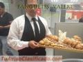 Meseros servicio a domicilio CDMX 5535609443