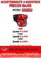 Oferta de Motores Ducar