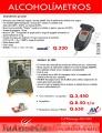 Alcoholimetros