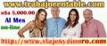 TRABAJA DESDE TU HOGAR VIA ONLINE EXCELENTES GANANCIAS