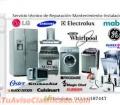 REPARACION EN TODA LINEA BLANCA Y REPARACION EN PANTALLAS DE 8AM A 8PM AL 8584-64-50