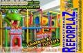 Diseño y Construcción de Parques Infantiles y Toboganes al Gusto del Cliente