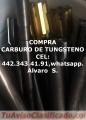 BROCAS DE CARBURO DE TUNGSTENO