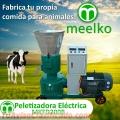 PELETIZADORA ELÉCTRICA MEELKO MKFD200B