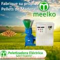 PELETIZADORA ELÉCTRICA MEELKO MKFD300C