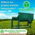 MEZCLADORA HORIZONTAL MEELKO MKMH150B