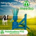 PELETIZADORA PTO MEELKO MKFD150P