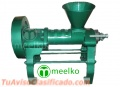Meelko machine to make natural oil