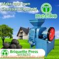Meelko machine briquette press carbon