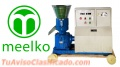 Mixed pellet meelko machine