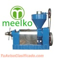 Meelko machine for production of different types of oil