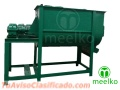 Meelko machine for material mixterization