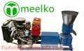 Meelko machine based on diesel to make animal feed