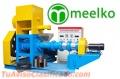 Meelko machine for pellet fish feed