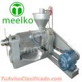 Meelko machine to make african palm oil