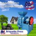 MKBC02 briquette Press