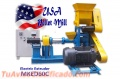 MKED60C  The extruders are perfect for the production of various animal feeds