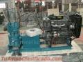 Peletizadora Diesel MEELKO MKFD360A
