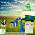 Peletizadora COMBO MEELKO MODELS