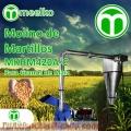 Molino de Martillos MEELKO Modelo MKHM420A-C