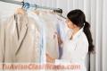 Se necesitan planchadoras-lavanderas-cosedor para importante grupo de tintorerias