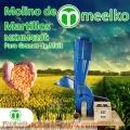 MOLINO DE MARTILLOS PARA GRANOS DE MAIZ , MKHM420C