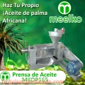 Prensa de aceite MOD. MKOP165