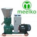 Produzca Pellets con Meelko