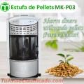 Estufas  Alimentada Con Pellets De Madera MK-P03
