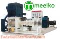 Maquinarias de Extrusión para  Alimentos de Animales modelo MKED135B