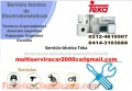 Servicio Técnico Autorizado Teka