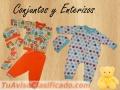 Conjuntos y pijamas para bebes