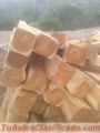 Vendo madera Teca aserrada origen Colombia