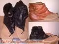 Dos pares de sandalias de mujer