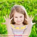 Manicure infantil