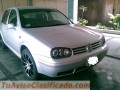 VW GOLF IV 2.0 - 2002 AUTOMATICO